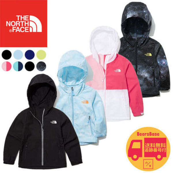 THE NORTH FACE K'S COMPACT AIRY JACKET BBM550 追跡付
