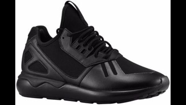 adidas Originals Tubular Runner 人気 ALL BLACK
