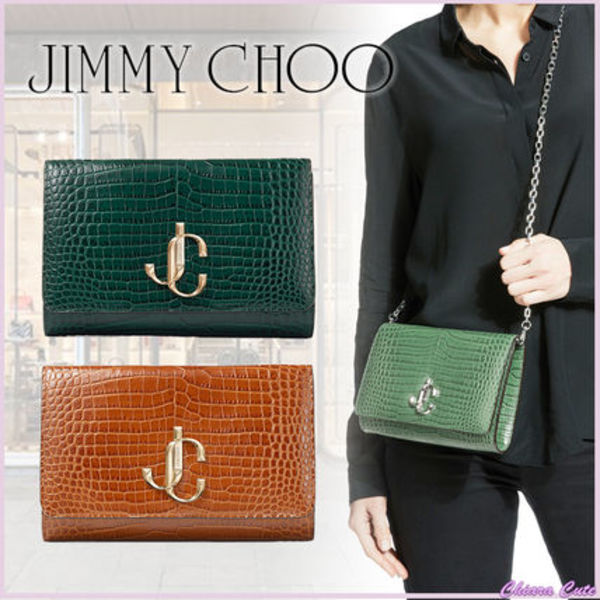 【20SS NEW】JimmyChoo_woman/VARENNE CLUTCH クラッチバッグ