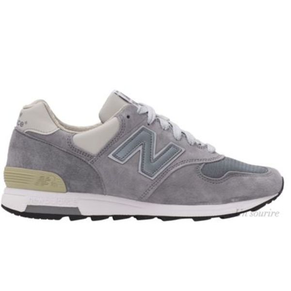 関税込み New Balance  M1400SB  STEEL BLUE