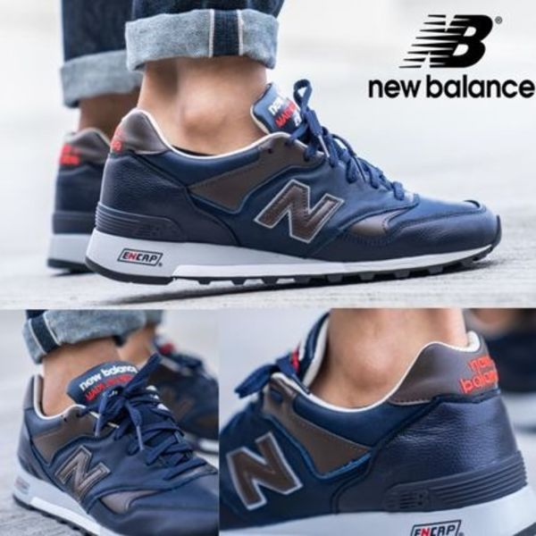 New Balance新作★日本未発売 MADE IN UK M577 Elite Gent pack