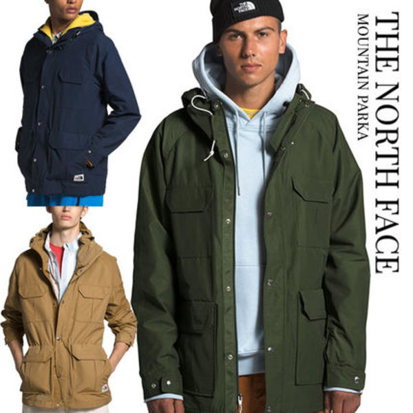 20SS新作 THE NORTH FACE★MEN'S MOUNTAIN マウンテンパーカー