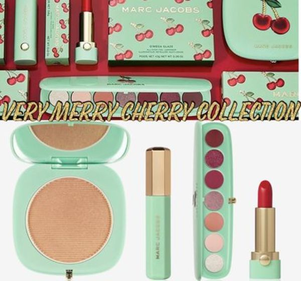 Marc Jacobs Very Merry Cherry Best Of The Bunch 限定 セット