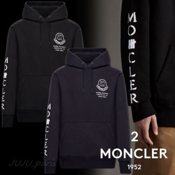 Moncler Genius 2020AW★1952 UNDEFEATEDコラボフーディ★関送込