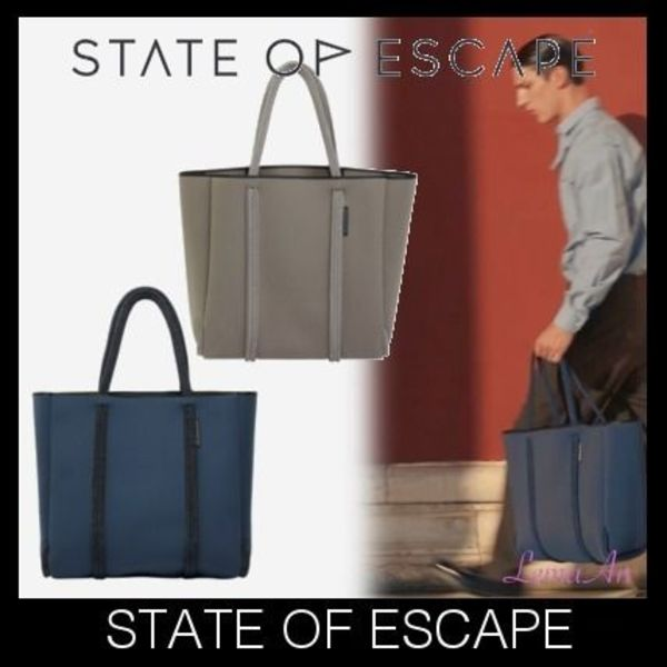 *State of Escape* City 360 トートバッグ 2色