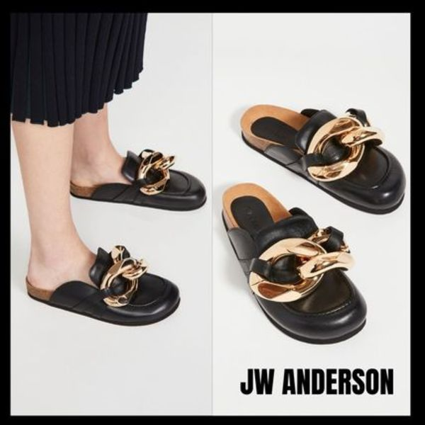 JW ANDERSON♥Chain Mules♥チェーンミュール