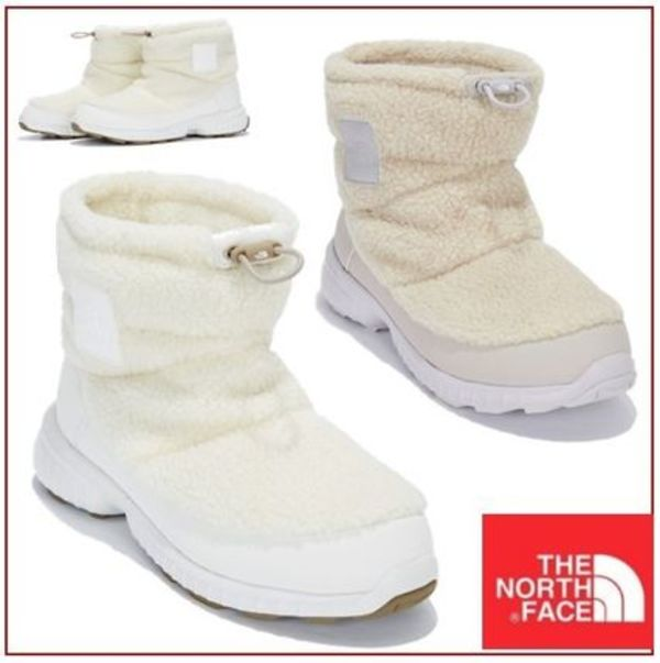 [THE NORTH FACE] W BOOTIE SHORT FLEECE★優れた保温性★