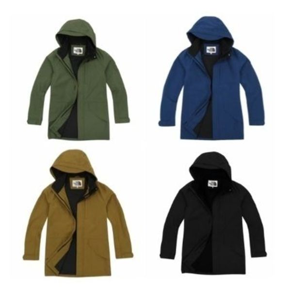 THE NORTH FACE WHITE LABEL COLLECTION LEDBURY JACKET 4色