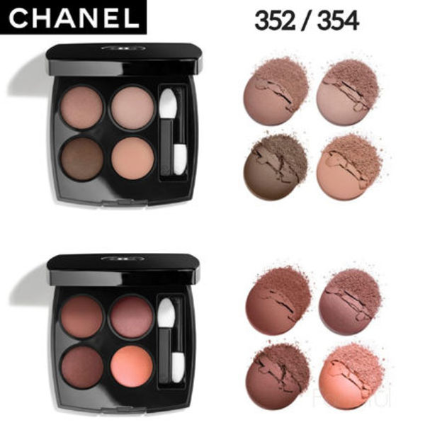 【CHANEL】LES 4 OMBRES 354/352