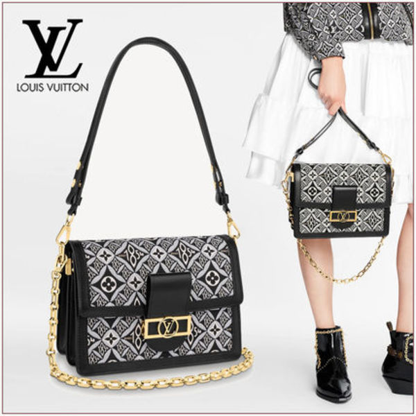 20AW【LOUIS VUITTON/ルイヴィトン】ドーフィーヌ MM Since 1854