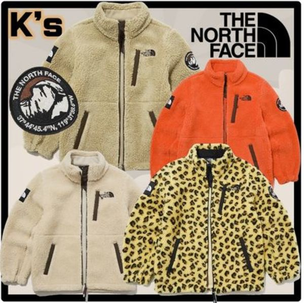 ★新作★関税込★The North Face★KIDS RIMO FLEECE JACKET