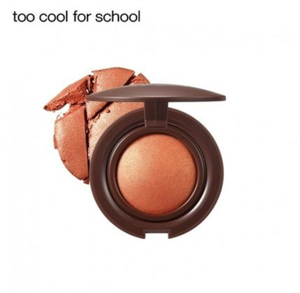 [too cool for school] グラムロックラスターサンセットチーク