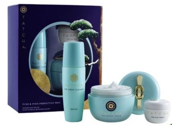 Tatcha☆Pure and Pore-Perfecting Trio 限定セット