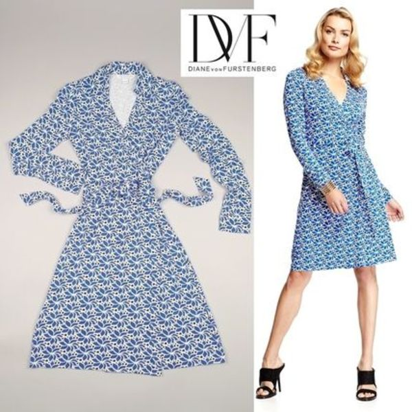 ☆⌒'*sale::DVFラップワンピ【New Jeanne Two】