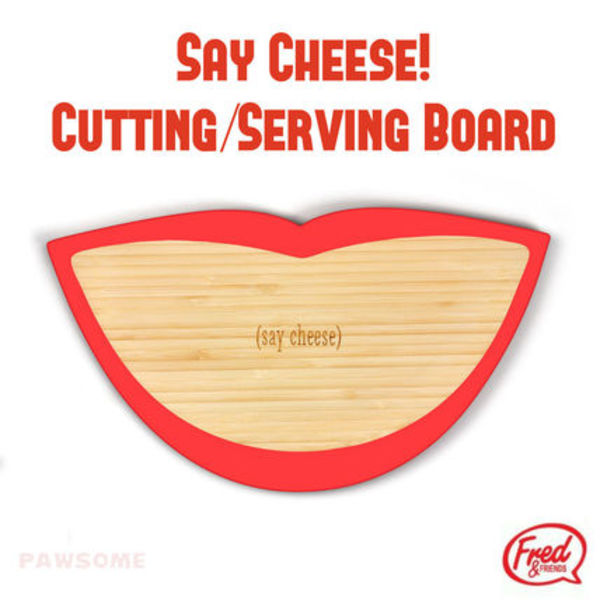 Say Cheese! Cutting/Serving Board カッティングボード