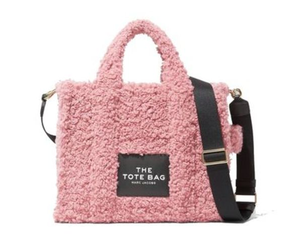 【MARC JACOBS 】Teddy Small Traveler Tote Bag☆2WAY☆