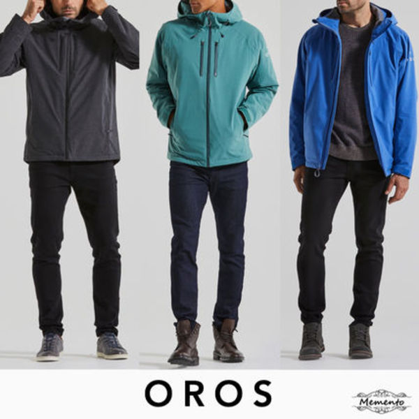 男の最高の1枚【OROS】The Endeavour Jacket