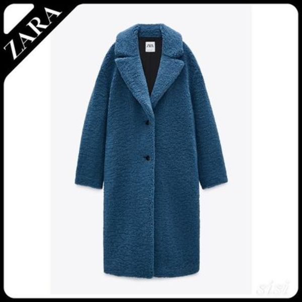 ★ZARA★ LIMITED EDITION FAUX SHEARLING COAT
