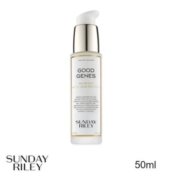SUNDAY RILEY♢Good Genes All-In-One Lactic Acid TR 50ml