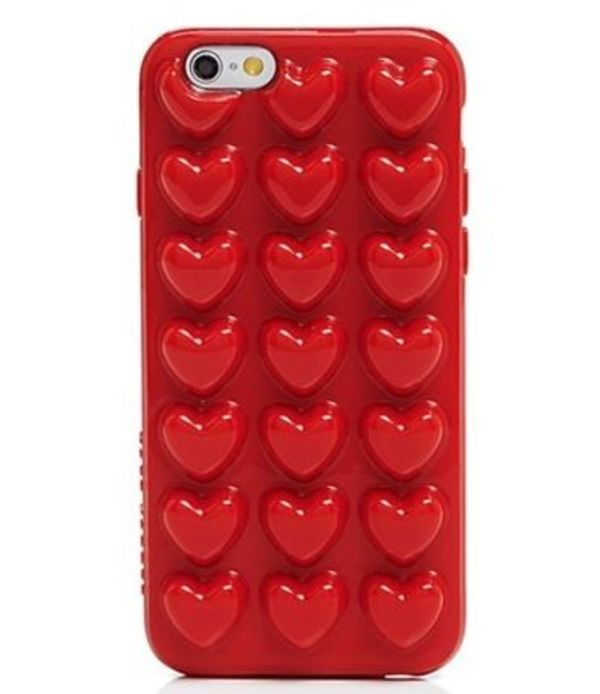 《Marc Jacobs》新作Jelly Heart iPhone6ケース3色♡