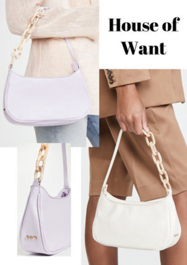 【House of Want】Newbie Mini Baguette Bag