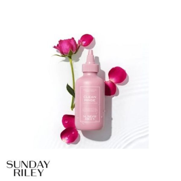 SUNDAY RILEY♢Clean Rinse Clarifying Scalp Serum