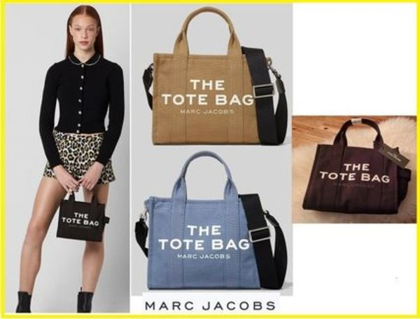 THE MINI TRAVELER TOTE BAG☆Marc Jacobs