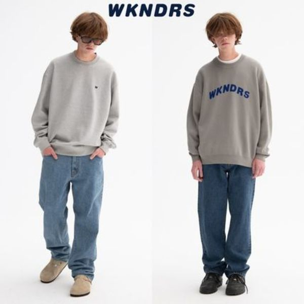 ●WKNDRS● 20F/W BASIC DENIM PANTS 2色