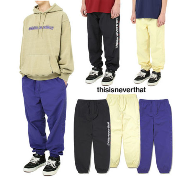 ◇ thisisneverthat ◆ DSN Warm Up Pant
