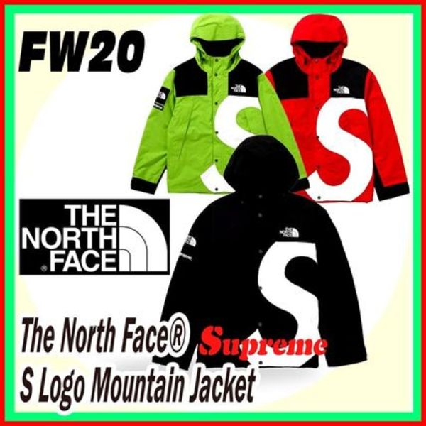 10Week FW 20 Supreme x The North Face S Logo Mountain Jacket