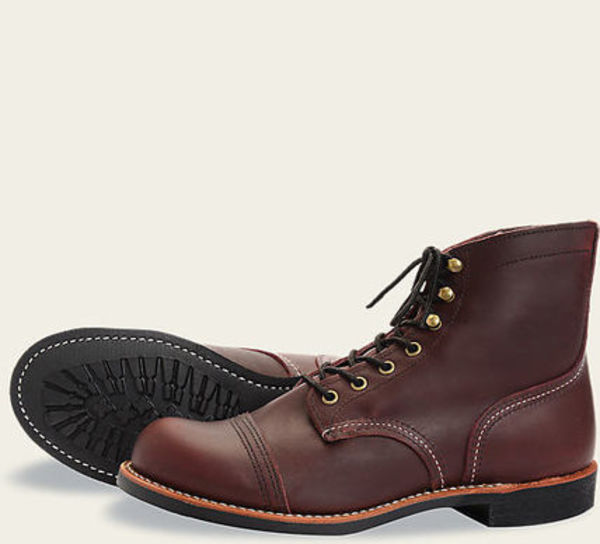 RED WING 6-INCH IRON RANGER STYLE NO. 8119