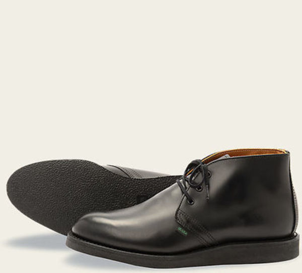 RED WING POSTMAN CHUKKA STYLE NO. 9196