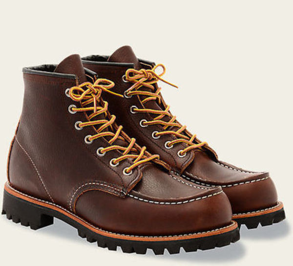 RED WING ROUGHNECK STYLE NO. 8146