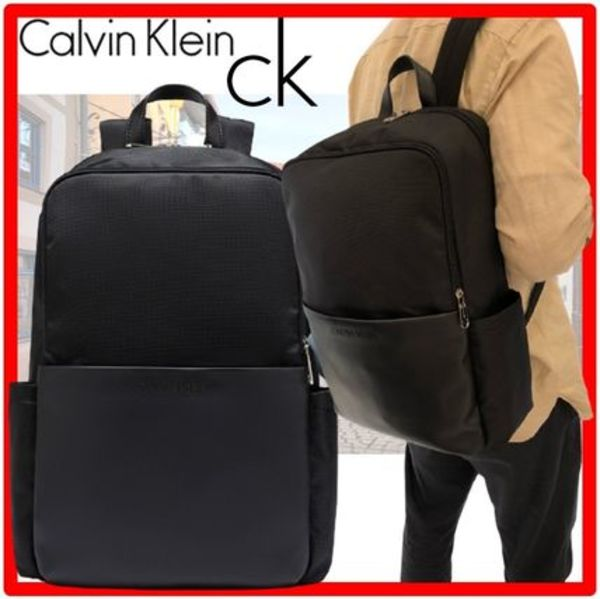 ★【Calvin Klein】★CASUAL BACKPAC.K★リュック★バッグパック