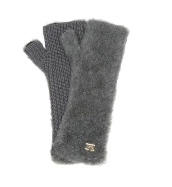 【MaxMara】'MANNY' Teddy Muff /Gray /White /Red /Camel