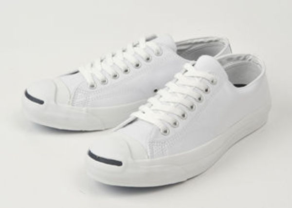 【国内正規品】converse LEA JACK PURCELL WHITE