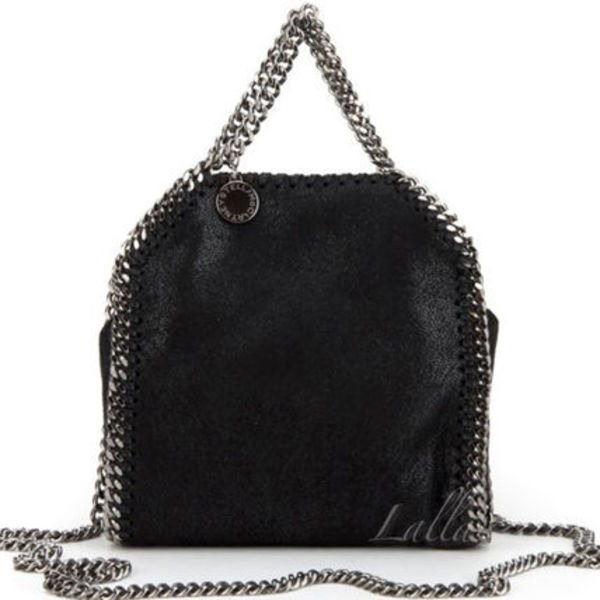☆Stella McCartney TINY FALABELLA SHAGGY DEER