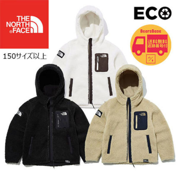 THE NORTH FACE K'S RIMO FLEECE HOODIE BBH215 追跡付