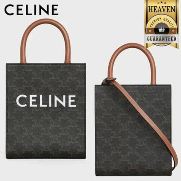 累積売上総額第1位!【CELINE】MINI VERTICAL CABAS_194372BZK