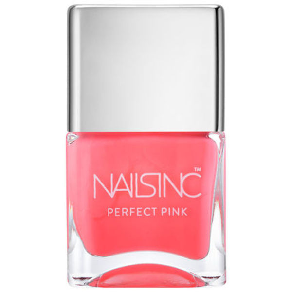 Nails Inc Perfect Pink パーフェクトピンク ローズ ストリート