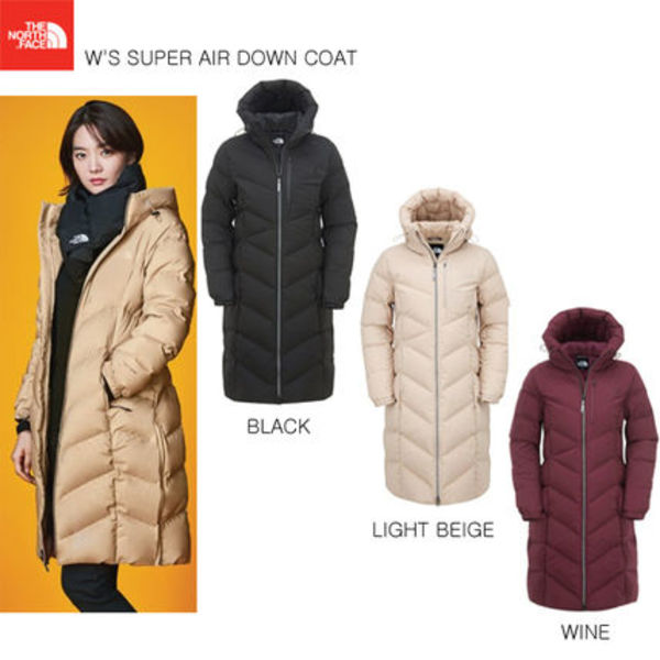 【THE NORTH FACE】W'S SUPER AIR DOWN COAT