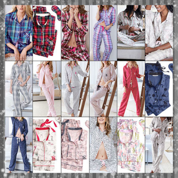 ★Victoria's secret★セール!The Dreamer Flannel Pajama♪