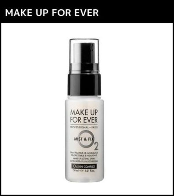 TVで話題♡MAKE UP FOR EVER*MIST & FIX  (30ml)