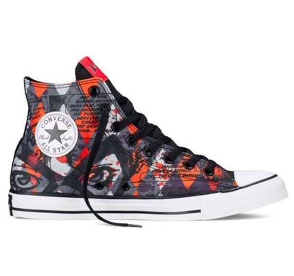 海外限定★コラボ★送料込★Converse All Star DC Comics Harley