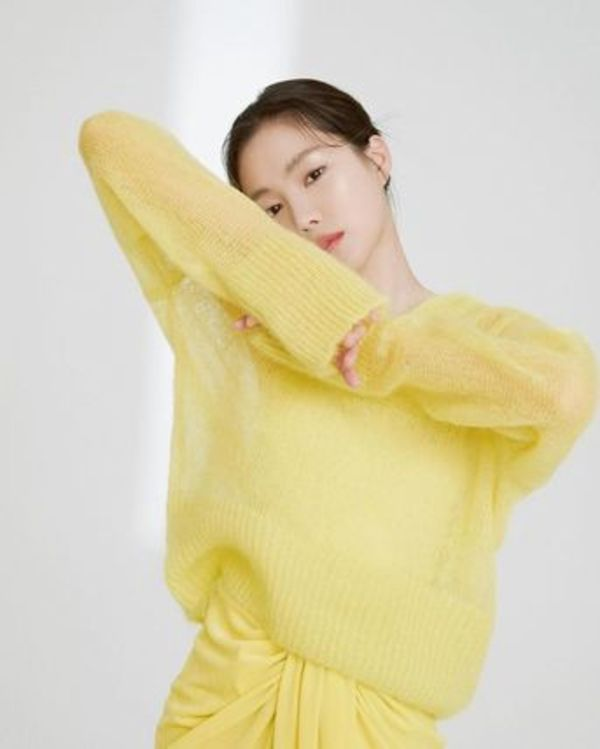 [TheOpen Product]MOHAIR BLEND V-NECK KNIT TOP☆日本未入荷