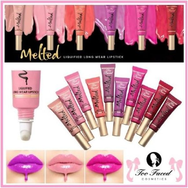Too Faced 【Melted★大人気リキッドリップスティック】