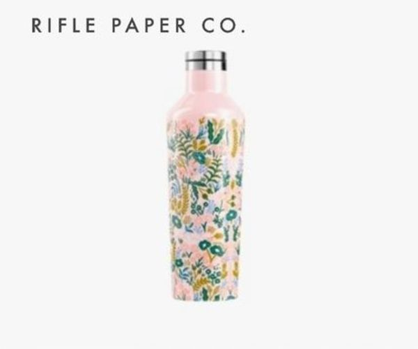 ≪ RIFLE PAPER CO.×CORKCICLE.  ≫  CANTEEN TAPESTRY 16oz