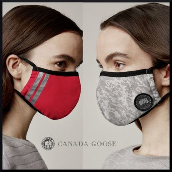 *CANADA GOOSE* アークティックテック マスク TECH FACE MASK