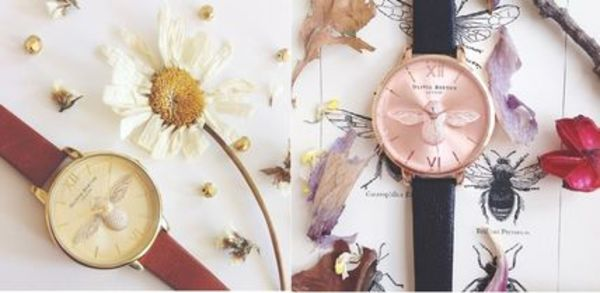 【送関込】Olivia Burton BEE WATCH