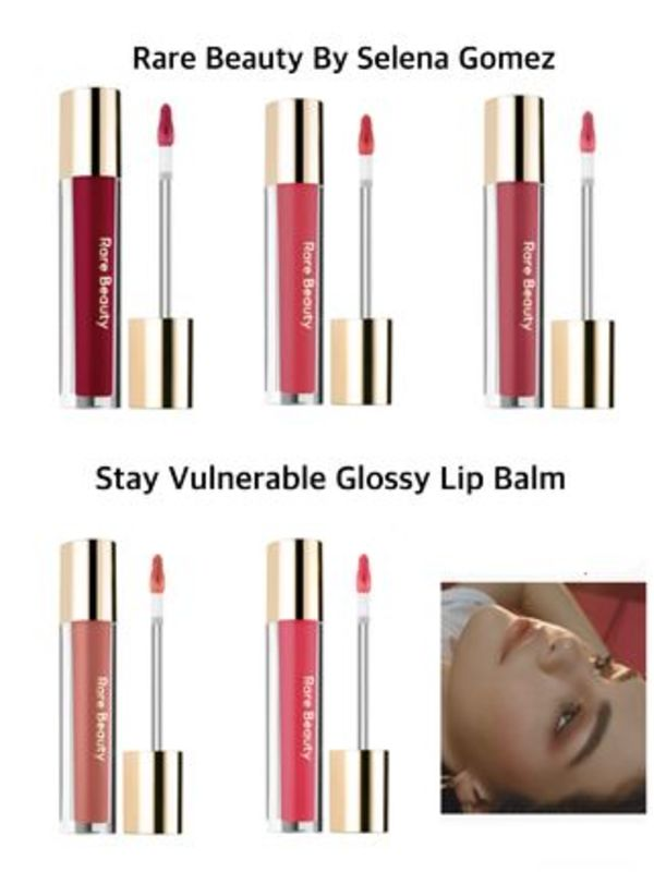 〈Rare Beauty〉★2021SS★ Stay Vulnerable Glossy Lip Balm